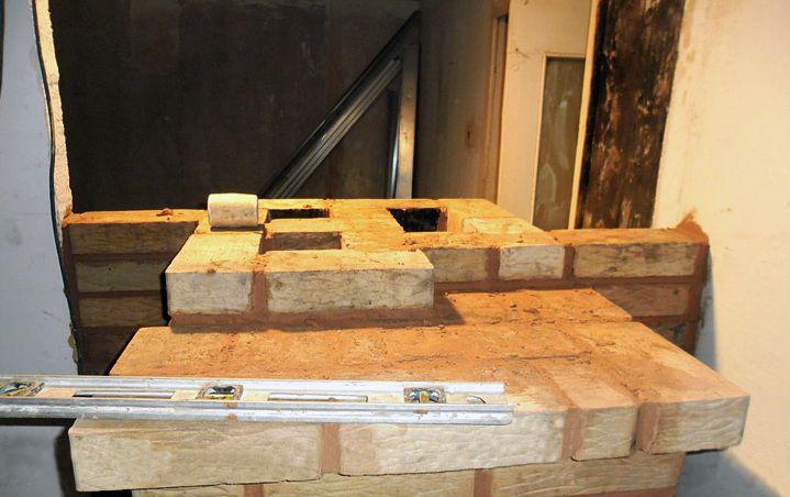 Строительство голандки
