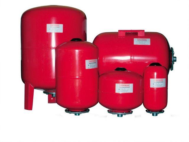 Применение в системе отопления антифризов потребует более объемного расширительного бака
