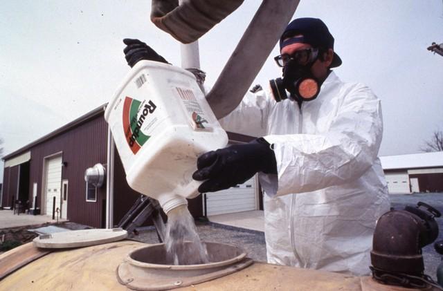 Отработанный теплоноситель обязательно требует правильной утилизации
