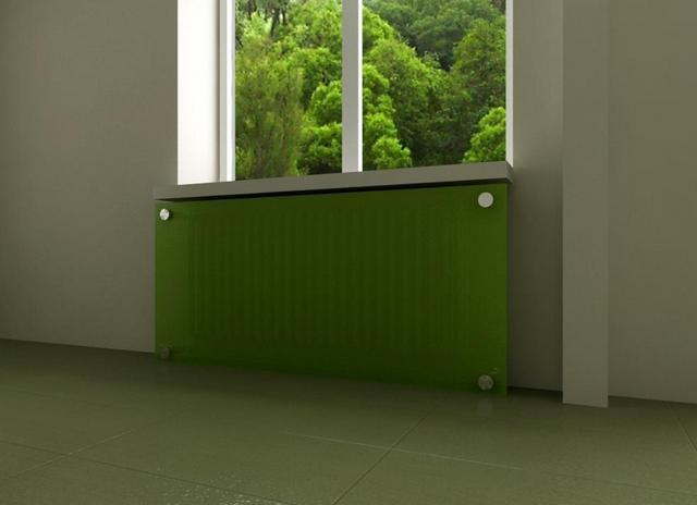 Стеклянные экраны могут быть прозрачными и матовыми, иметь различную окраску