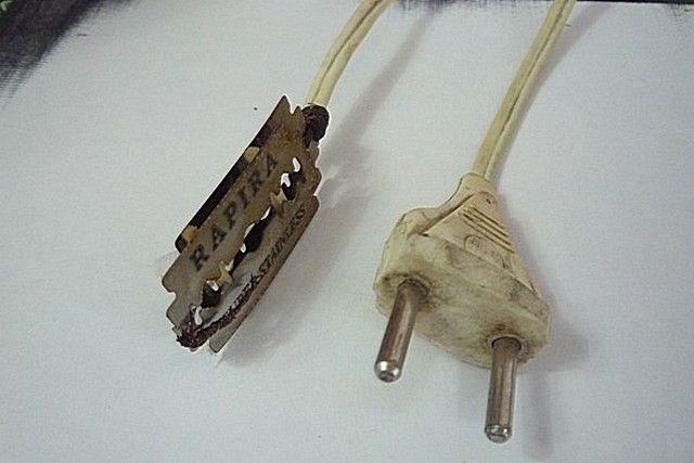 """Простейший кипятильник - своеобразный """"прообраз"""" электродного (ионного) котла отопления"""