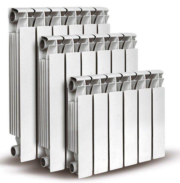 Алюминиевые радиаторы - хорошая теплоотдача, но не слишком высокая стойкость к коррозии