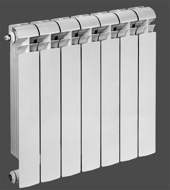 Биметаллические радиаторы - хороши всем, но несколько дороговаты