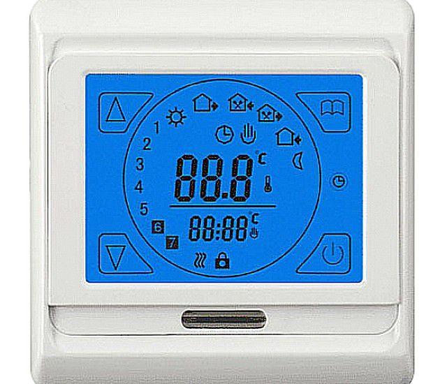 Современные электронные термостаты обладают огромным количеством интересных возможностей