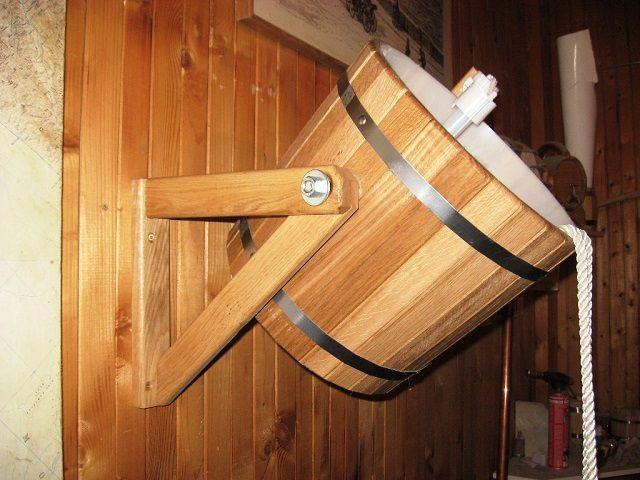 Изготовить обливную купель сможет, наверное, любой домашний мастер