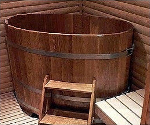 Самостоятельный монтаж деревянной купели - задача повышенного уровня сложности!