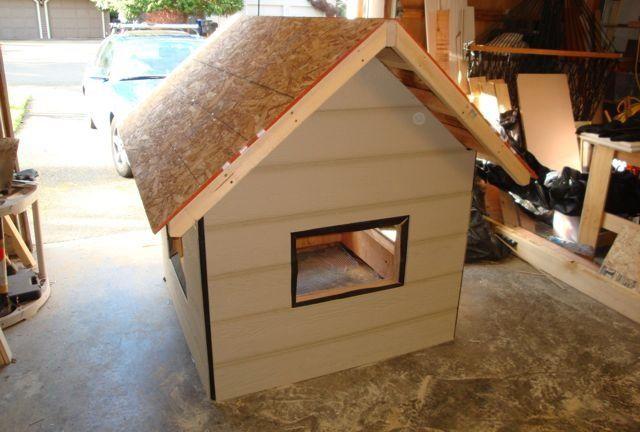 Фанера для отделки скатов крыши  мягкой кровлей