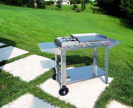 Сортировочный столик для открытой детней кухни