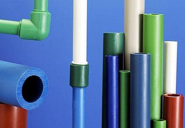 Разнообразие пластиковых труб - весьма велико