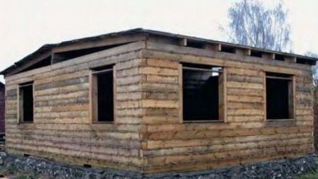 Дом из бруса своими руками: как построить дом с пошаговой инструкцией