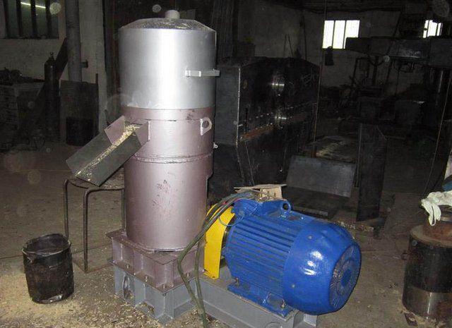 Аппарат по производству пеллет заводской сборки