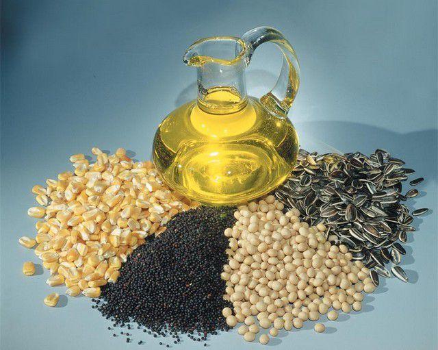 Продукты для производства технических растительных масел - сырья для выработки биодизеля
