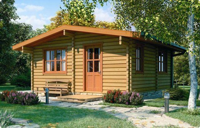 Дачный домик своими руками: схемы и инструкции, как построить дачный домик
