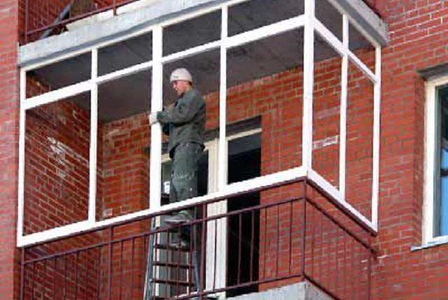 Пластиковое остекление балконов за 5 этапов obustroeno.com.