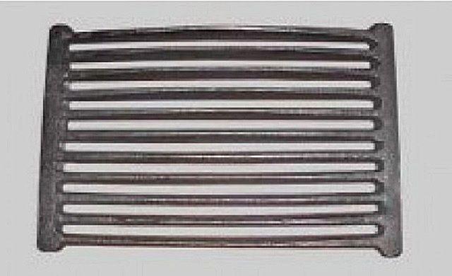 Чугунная решетка