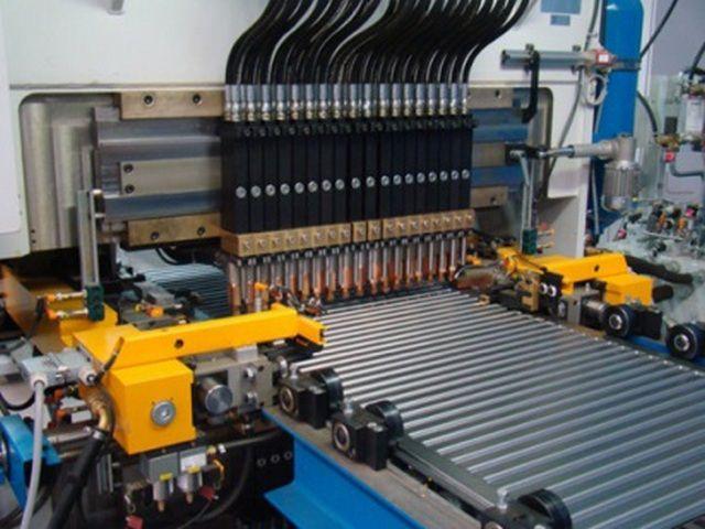 Штамповка деталей для панельных радиаторов