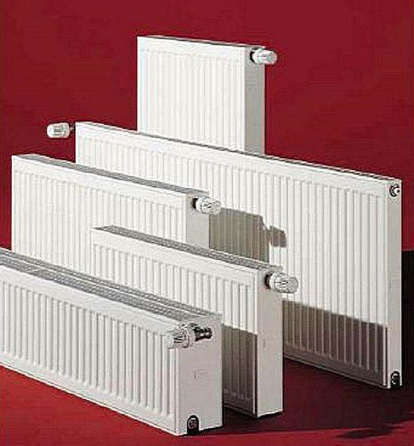 Мощность радиатора зависит и от его конструкции, и от размера