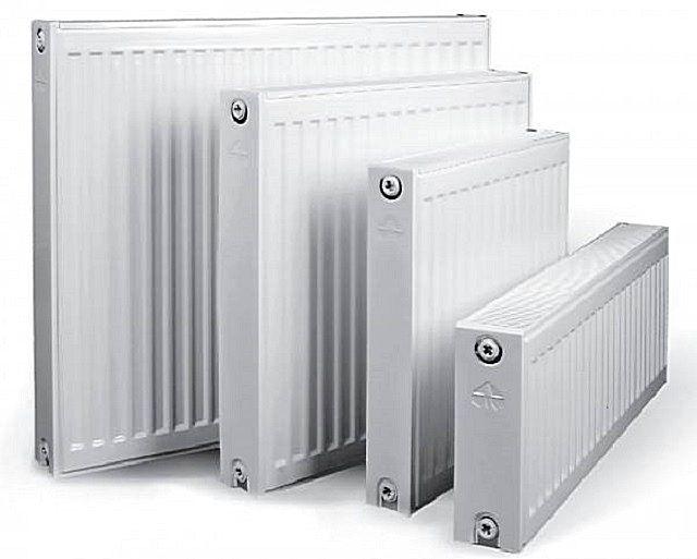 Современные панельные радиаторы
