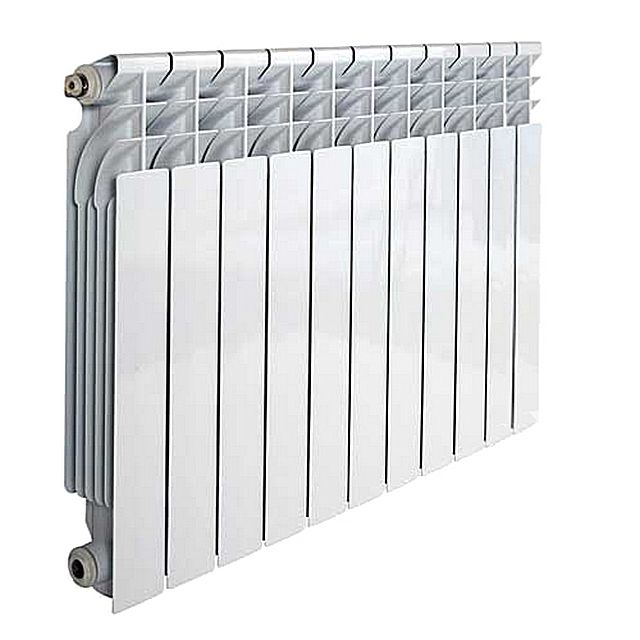 Высококачественный радиатор из анодированного алюминия