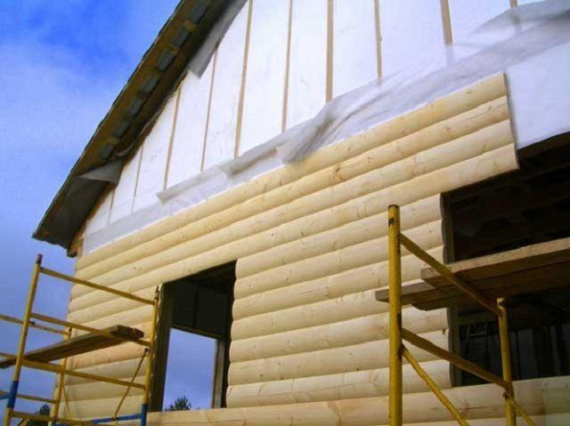 Снаружи каркасному дому можно придать практически любой облик