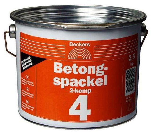Оптимальный вариант - специальные ремонтные шпатлевки для бетона