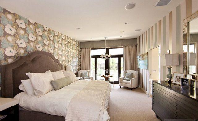 Спальня - именно то помещение. где требуется создать особо уютную атмосферу