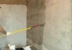 Грунтовка стены 2