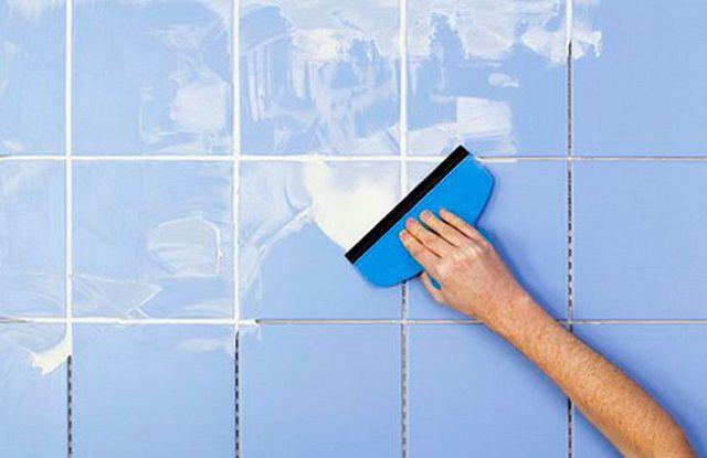 Как приготовить затирку для швов между плитками