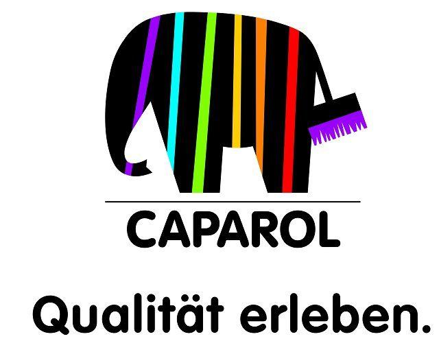 Легко узнаваемый торговый знак компании «Caparol»