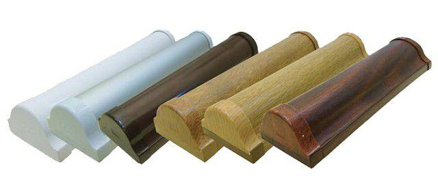 Имеется возможность подобрать оптимальный по цвету короб для кассетной шторы