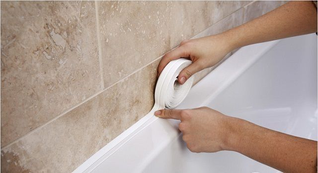 Как сделать уголки на ванне фото 541