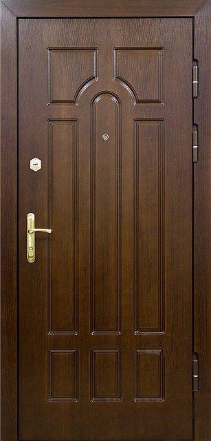 Дверь престиж-класса:  достаточно недорого при вполне удовлетворительном качестве