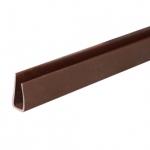 Стартовый профиль для монтажа панелей пвх коричневый