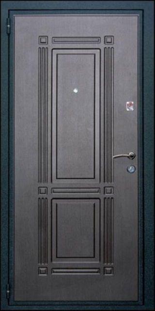 Двери элит-класса - это уже очень серьезная преграда для злоумышленников