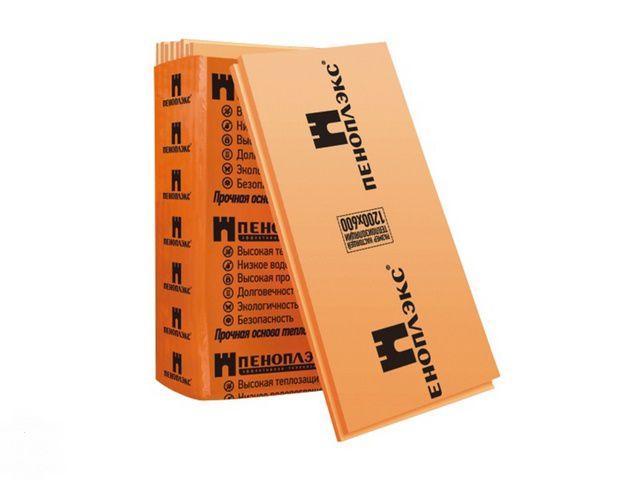 Пеноплекс создавался, как высокоэффективный термоизоляционный материал повышенной прочности