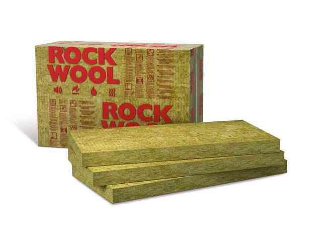 Блоки (плиты) базальтовой ваты очень удобны в работе