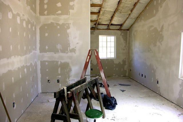 Работа с гипсокартоном своими руками возведение стен и перегородок