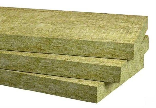Блоки базальтовой ваты