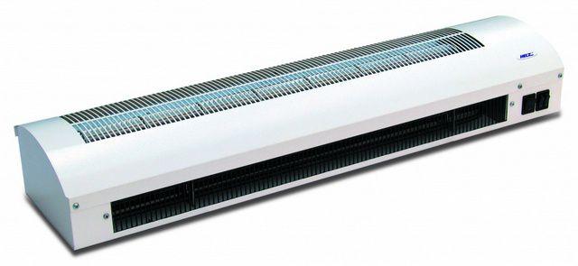 Компактный прибор для создания завесы в окошках
