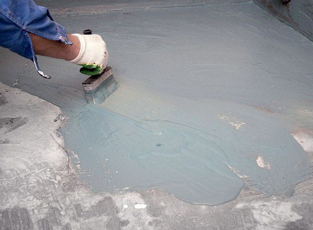 Составы для обмазочной (окрасочной) гидроизоляции - самые простые в применении