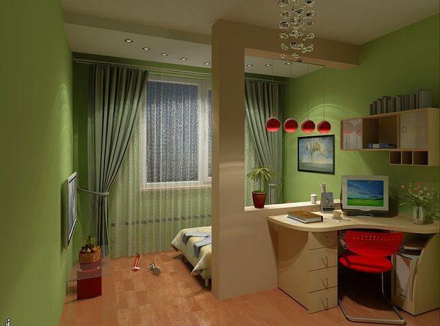 гостиная и спальня в одной комнате какой вариант выбрать
