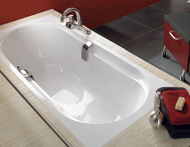 Квариловые ванны - очень практичны, но пока что - дороги