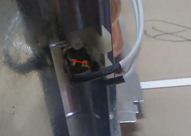 Для проверки можно временно поставить перемычки - сначала на датчик тяги, ...