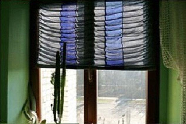 Такие тканевые шторы-жалюзи в чем-то схожи с римскими, но все же отличатся и конструкцией, и порядком изготовления