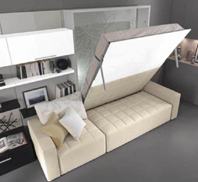 Днем - удобный диван, а ночью - просторная кровать