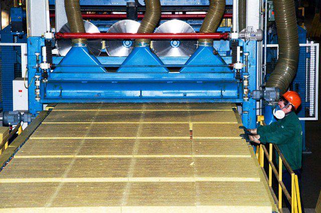 """Завод по выпуску утеплительных плит """"Басвул"""" - это супер-современное автоматизированное производство"""