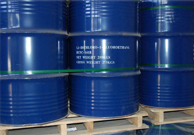 Фреон типа r141b во многих странах запрещен к производству и применению
