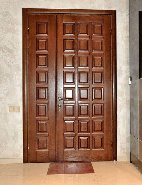 Двери входные деревянные утепленные: иллюстрированный процесс, как утеплить входную деревянную дверь