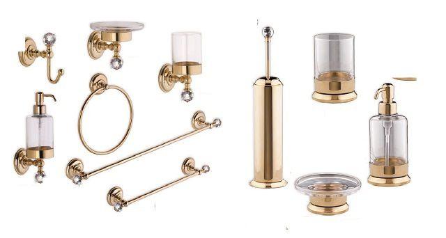 Оптимальный вариант - приобрести богато укомплектованный набор с единым стилем оформления аксессуаров