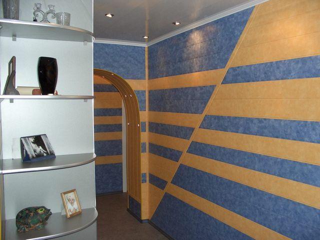 Облицовка стен МДФ-панелями обладает как явными достоинствами, так и серьезными недостатками
